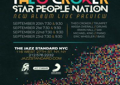 Theo Croker - Jazz Standard