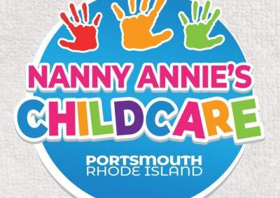 Nanny Annie's Childcare logo